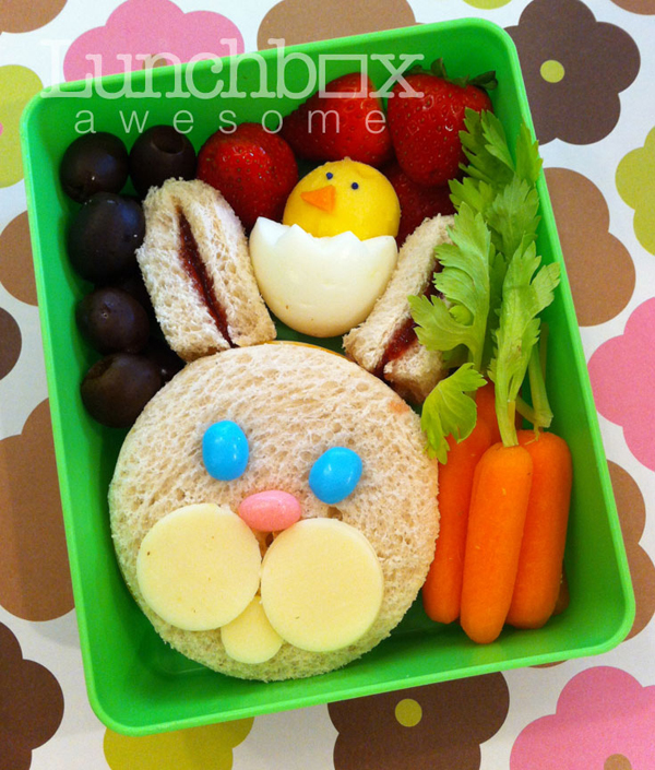 A bento box full of Eastery joy!